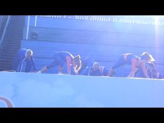 День города Барнаул 27.08.2011 Аэробиак Дэрин еееееее обожаю эту песню!D