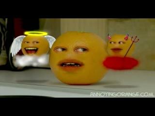 Надоедливый апельсин (34 серия)