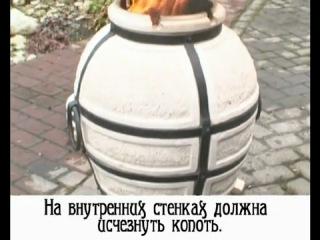 Керамическая печь Тандыр Казахстан