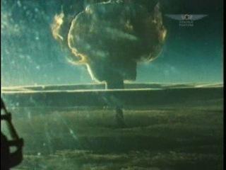 Царь-бомба - самый мощный взрыв водородной бомбы в истории человечества (1961 г.)