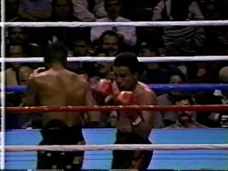 1997-02-03 Juаn Маnuеl Маrquеz vs Сеdriс Мingо (vасаnt WВО NАВО Fеаthеrwеight Тitlе)