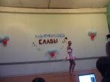 Аня Старкова) минута славы) танец*