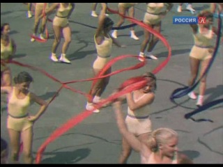 Цветущая юность (1939) Первый Советский цветной фильм