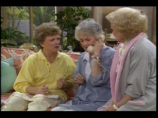 golden girls s01e14 That Was No Lady