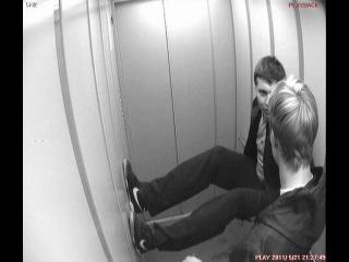 запись с камеры наблюдения дом 8 по Юкковскому шоссе лифт 2 подъезда