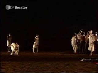 Пина Бауш - балет Игоря Стравинского «Весна священная» Полная версия (Pina Bausch - Le Sacre du Printemps) 1978