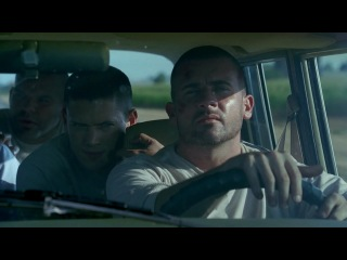 Побег из тюрьмы / Prison Break (2 сезон, 1 серия, 720p)
