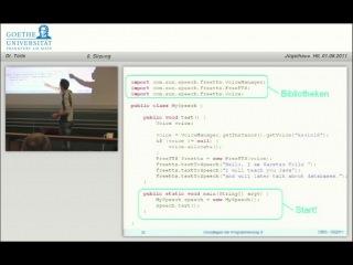 Java 2 - Programmierung
