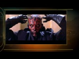 Star Wars: The Complete Saga Blu-Ray - Dart Maul