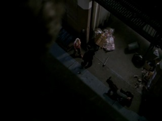 Buffy & Spike / Баффи и Спайк Момент (Angel 1.3) Скорей в фургон Ангела