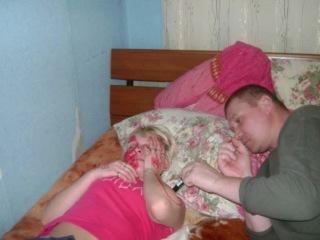 Приколы над спящими людьми, или розыгрыши спящих
