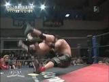Shuji Ishikawa destroys Dick Togo