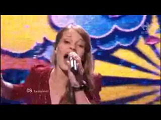 08 Швейцария Anna Rossinelli In Love For A While 1st Semifinal