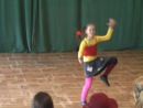 Пеппи Длинный чулок 2011 танцует Ксения Синяк г. Нежин Хор. школа