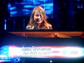 "Anna Graceman ""What A Wonderful World"""