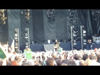 30 Seconds To Mars - 100 Suns, Live in TUBORG GReeNFEST, Saint. P 13/07/2011