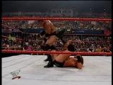 The Rock VS Triple H - WWE Championship Iron Man Match: Judgment Day (2000)