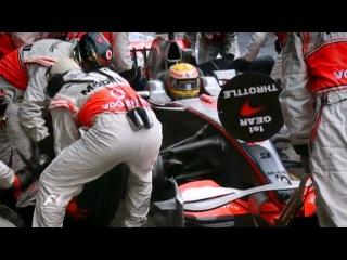 Официальный клип, race edit: F1 2008. 14. ГП. Италии