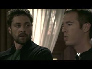 Hugo y Rebeca - Se te olvida que tu novio ha intentado matarme