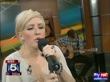 Ellie Goulding - Lights (Acoustic) [Live @ myfoxdc]