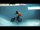 BMX Nike pool