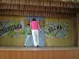 Я и Шаген))) Eleсtro Dance....Mafia Tck - выступление в маш универе!!!!!