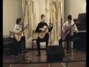 Наше трио на джазовом конкурсе.,,Милонга,, и ,,В глазах моих ты красавица,,,,