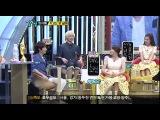 110727 2PM Tacyeon & F(x) Krystal & Super Junior Eunhyuk & Leeteuk Strong Heart Part [2/6]