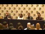 Robert Pattinson, Kristen Stewart, and Taylor Lautner Talk