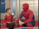 Интервью с человеком-пауком (LOL)