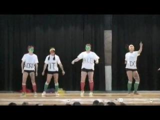 Daft Bodies - Harder Better Faster Stronger - Cool Dance