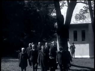 Самая ранняя съёмка Йозефа Тисо в его бытность министром здравоохранения Чехословакии (середина 1920-х гг.))
