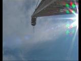 Прыжок с тарзанки (побережье Будвы)