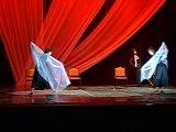 отчётный концерт народного коллектива эстрадного танца