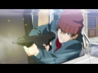 Gunslinger Girl: Il Teatrino / Школа убийц: Театр марионеток - 2 сезон 1 серия [SPAWN]
