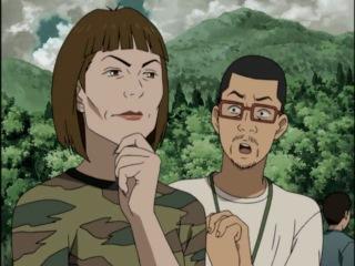 Beck: Mongolian Chop Squad / Бек: Восточная Ударная Группа - 23 серия (Gits)