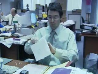 Бумага-страшная сила