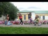 Поздравление на день рождения) классный танец)