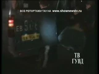 САГРА - 2 ПРЕДОТВАТРАЩЕНА 98 бойцов на 27 машинах задержаны УБОЙНОЙ ПОЛИЦИЕЙ ЕКАТЕРИНБУРГА И ОМОНОМ