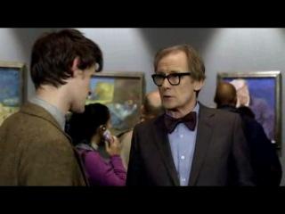Доктор кто 5 сезон 10 серия (отрывок Винсент Ван Гог)