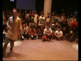 UFB 2011 Bboying 1 vs 1 Selection bboy Mongol,bboy Hack