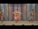 Ансамбль танца Разноцветные искорки Вертушка