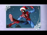 Marvel Super Heroes- What The--! A Very Merry Spidey-Day
