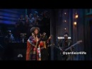 """Lauryn Hill covers Bob Marley's """"Chances Are"""" and """"Could You Be Loved"""" @ Late Night with Jimmy Fallon"""