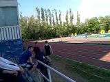 Самый быстрый бегун города Волгограда в беге на 200 метров Манукян Нарек