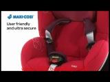 Видеоинструкция к использованию автокресла TOBI Maxi-Cosi