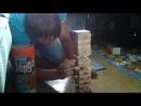 Jenga: epic fail with epic music