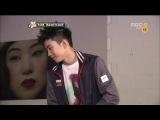 110724 Jay Park - MBC 섹션TV연예통신 데니즌 화보촬&#5068