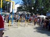 Street Workout Dnepropetrovsk 2011. Индивидуалка 2 место. Ляхов Александр