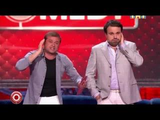 Дуэт имени чехова (нарезка 60 выступлений) (юмор, comedy club ua.
